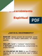 Discernimiento Espiritual