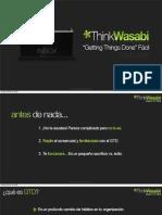 ThinkWasabi-GTD