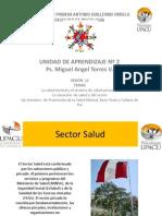 Clase 11 La Salud Mental y El Sistema de Salud Peruano
