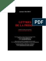 Gramsci Lettres de Prison