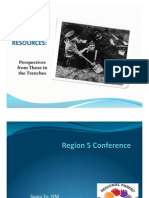 Leveraging Resources with Nora Thompson, Director, R6 PTAC
