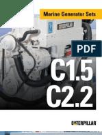 Brochure - Cat C1-5 & C2-2 Marine Gensets