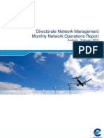 Network Operations Report February 2012 Analysis