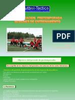 PLANIFICACIÓN PRETEMPORADA/SESIONES DE ENTRENAMIENTO (1)
