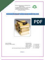Comparacion de La Ley Organica de Educacion 1980-2009 (Informe)