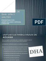 Requisitos Dha Uap