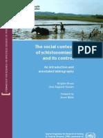 Social Context Schistosomiasis