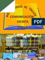 tallervilacomunicacinescritanuevo-091006235243-phpapp01