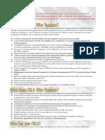 FBLA Chapter Organization Packet