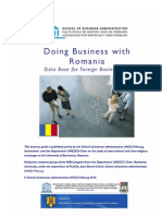 Doing Business With Romania