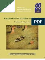 Desapariciones Forzadas en Colombia, En Búsqueda de Justicia - CCEEU
