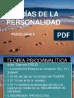 CLASE DE TEORÍAS DE LA PERSONALIDAD