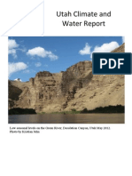 Climate and Water Report June 2012