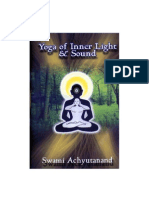 Yoga of Inner Light and Sound