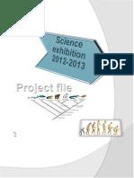Science Exibition File
