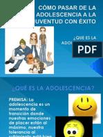 1. Que Es La Adolescencia