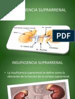 Insuficiencia Suprarenal