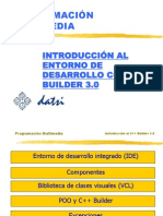 Introduccion Al Entorno C++ Builder 3.0