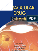 Intraocular Drug Delivery.1