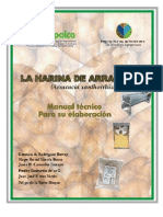Harina de Arracacha
