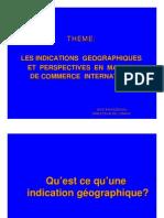 IGP Au Maroc