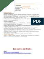 Estrategia metodológica puntos cardinales