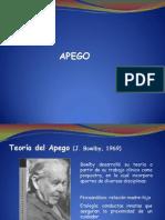 Clase Apego