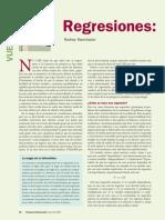 Regresiones (Finanzas y Desarrollo, Marzo de 2006)