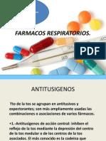11-FARMACOS RESPIRATORIOS