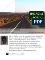 The Agile Road v2