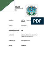 Cuadro sinóptico de el mundo de lo normativo