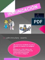 Inmunizacion y Vacunas