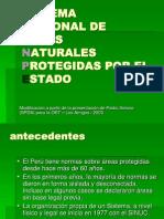 Areas Protegidas Web