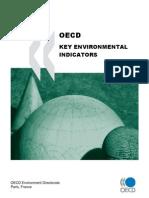 OECD Key Environmetal Indicators