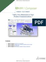 3DVIAComposer V6R2013 Fact Sheet