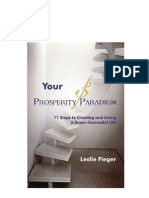 Your Prosperity Paradigm-2012