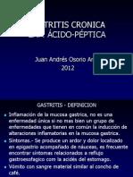 Gastritis Cronicas