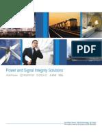 Brosur PTG - Corporate Capabilities Email 2011 - PT. Bumi Raya Perkasa