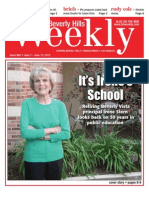 It's Irene's School--Beverly Hills Weekly, Issue #662