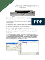 AZBOX S710 - Actualizar Software Mediante Un Ordenador-ES