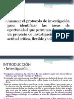 TALLER DE INVESTIGACIÓN II Unidad 1