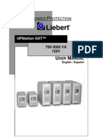 Up Station g Xt Users Manual