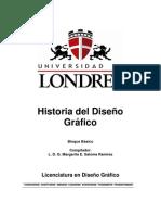 Historia Diseno