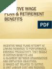 Incentive Wage Plan