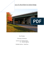 Failure Analysis of a Steel Slab-On-Girder Bridge Weidner Report