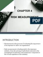 Chapter 4 - Risk Measurement
