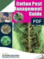 Cotton Pest Mg 2011-2012
