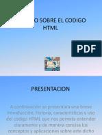Trabajo Sobre El Codigo HTML
