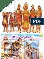 Los Incas Del Imperio