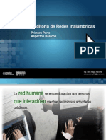 Auditoria de Redes InalámbricasP1